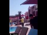 Танец отеля.Анимация Тунис