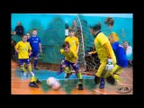 Первая игра 2008 года. Футбольная школа