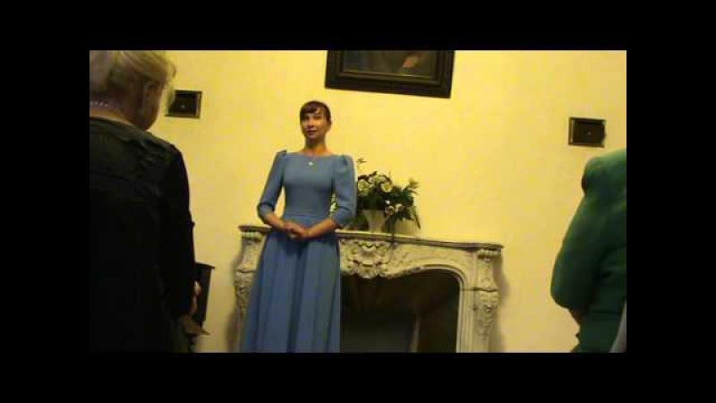 А.Вивальди ария Domine deus Ирина Гурова контральто