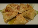 Самса рецепт Секрета выпечка из слоеного тесто самсы с мясом как приготовить вкусно на праздничный