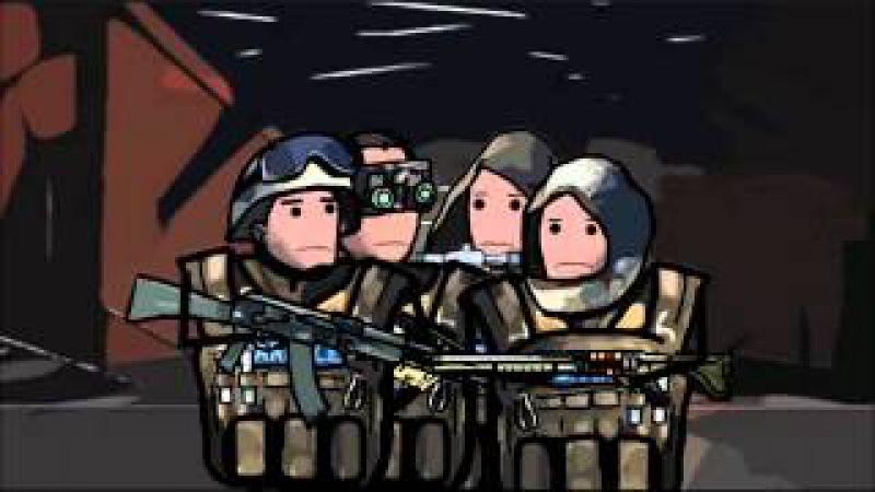 Warface Noobs Ликвидация EPIC FAIL 6 серия