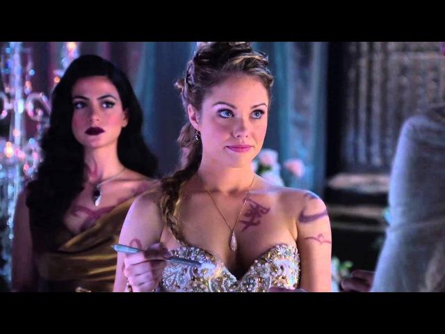 Shadowhunters   Season 1, Episode 12 Magnus Stops Alecs Wedding   Freeform