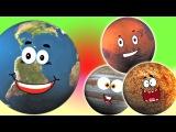 планета песня  детская планета песня  Дети Солнечной системы песня