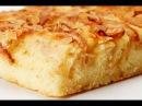Яблочный пирог. Простой рецепт на кефире!