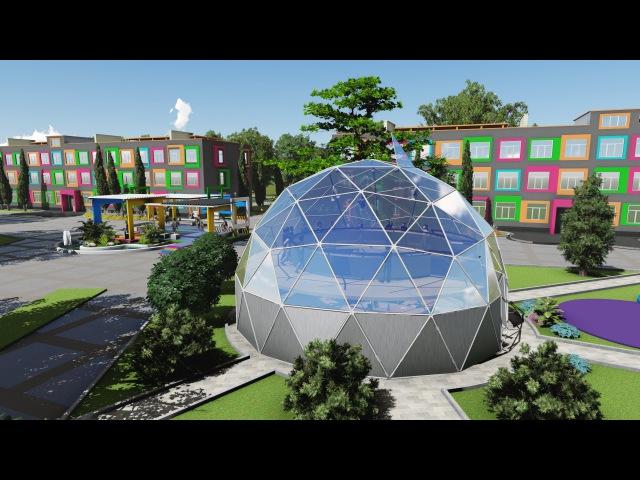 Smart Camp - детский лагерь в Крыму
