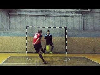 (3-1)Серия пенальти за 88 секунд :Grand United - Залізничник Лига Чемпионов Фок 2016 futsal