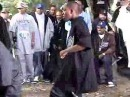 KURUPT ROSCOE CRIP C WALK @ DPG Cali Iz Active video shoot