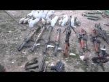 Сирия.Трофеи, захваченные у террористов ИГИЛ курдами ! Свежие Новости Сегодня