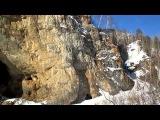 Пещера Салавата Юлаева (где та, где он прятался в реальности, а та, где снимался фильм про него).