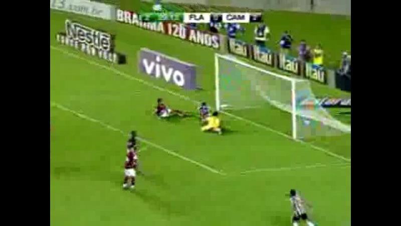 Flamengo 0 x 3 Atlético-MG - CB 29ª Rodada. 11/10/2008