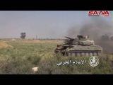 وحدات الجيش تواصل تقدمها في ميدعا في الغوط&#1