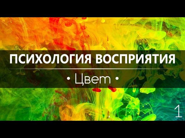Психология восприятия | Выпуск 1 | ЦВЕТ