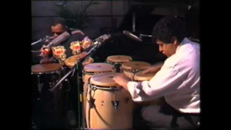 Conga Masters Duets Giovanni Hidalgo y Changuito.