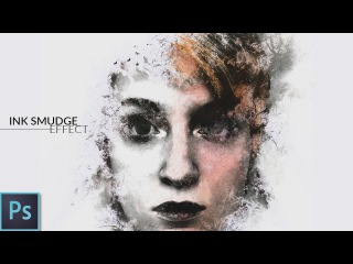 Ink Smudge Effect - Photoshop Tutorial