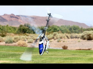 Alan Szabo Jr. ALIGN Trex 700N 3GX V Blades 7/21/2012