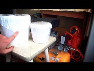 Как упаковать краску и лак к отправке по почте