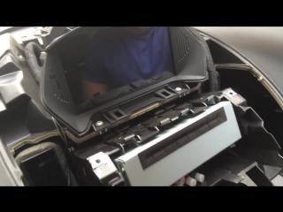 Установка магнитолы на Андроиде 4 на Ford Kuga 2013-