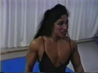 Strong fightress 05 - Huge asian FBB (good)