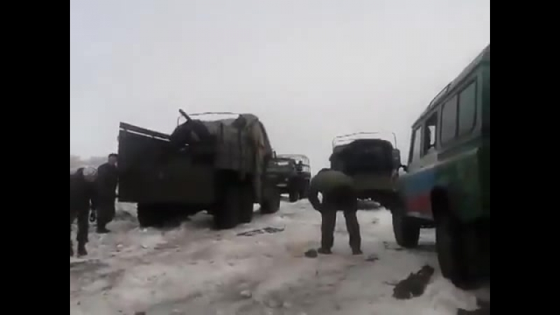 Боевики «ДНР» подорвали сами себя минометом «Василек»