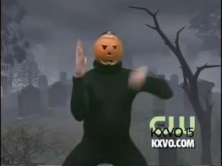 KXVO Pumpkin Dance