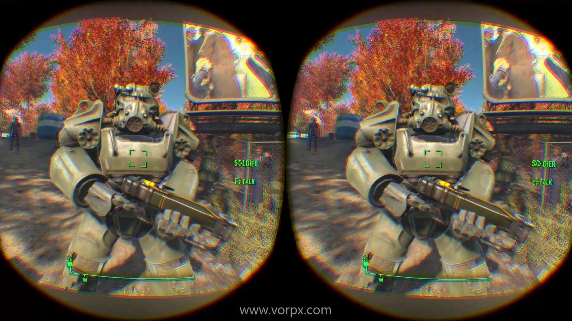 Fallout4 и Doom не будут единственными VR-играми от Bethesda