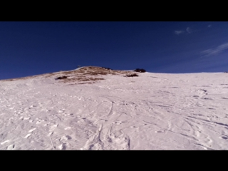 Как мы с Аидой пешком спускались с панорамы Каракола