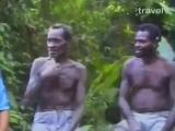 Дикие племена каннибалов в наше время Интересный Документальный Фильм