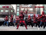 Танец Дэдпулов (DeadPool Dance) флешмоб 720p