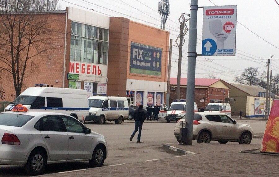 Сегодняшние случаи с несколькими «заминированиями» в Таганроге не были учениями