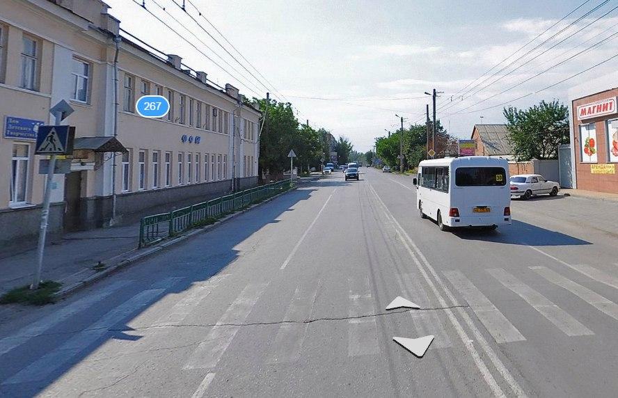 В Таганроге водитель «семерки» сбил женщину на пешеходном переходе
