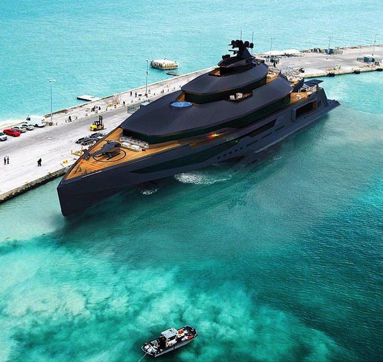 Mega Yacht Calibre
