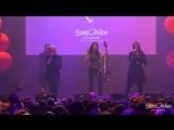 Eurovision In Concert 2016 - Dalal Deen ft. Ana Rucner and Jala (Bosnia Herzegovina)