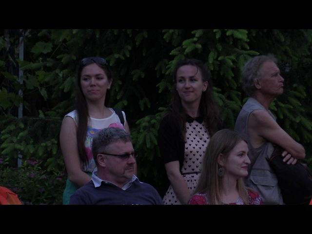 Анна Масорина - Севастополь,GREEN JAZZ FEST, Зелёная Пирамида, (6.06.2016)