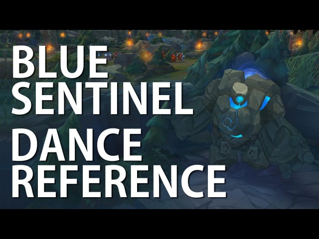 Blue Sentinel's Dance – Open the Door (문을 여시오) – League of Legends (LoL)