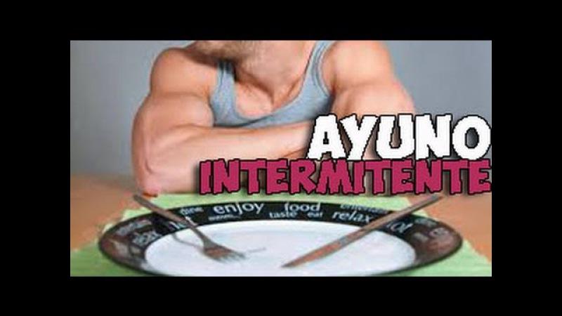 AYUNO INTERMITENTE | explicado al detalle