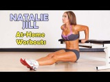 NATALIE JILL - Fitness Model: At-home Workouts to Lose Weight and Build Muscle @ USA