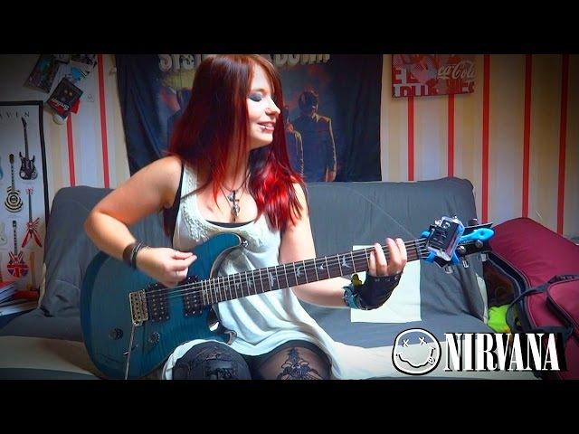 NIRVANA Smells Like Teen Spirit GUITAR COVER by Jassy J