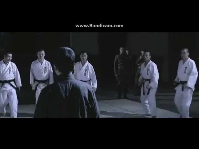 Ип ман против 10 бойцов