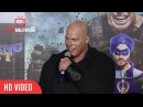 Nathan Jones Full Speech | A Flying Jatt Official Trailer Launch