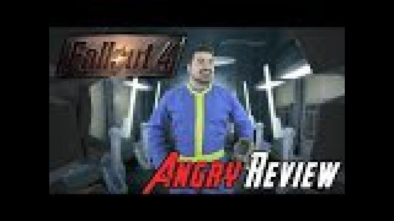 Fallout 4 [Angry Joe - RUS RVV]