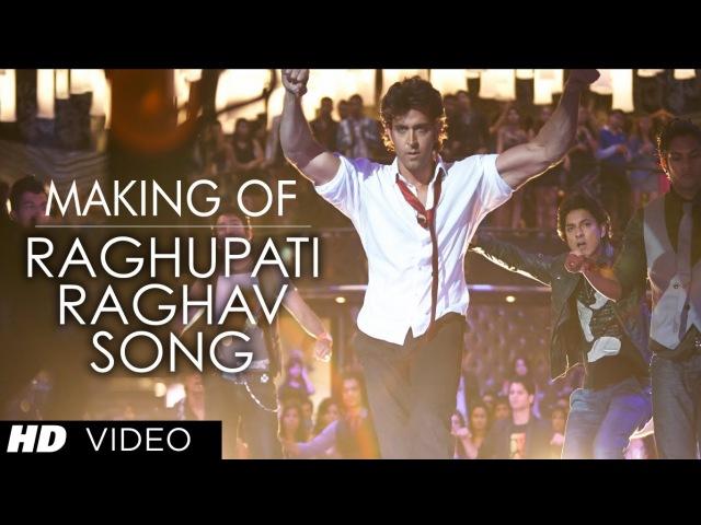 Raghupati Raghav Krrish 3 Song Making | Hrithik Roshan, Priyanka Chopra