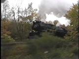 Locomotiva Gaucha em alta velocidade