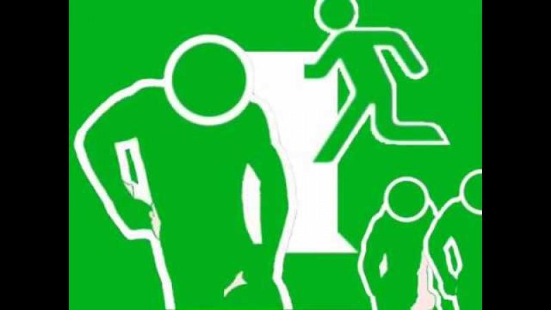 Gachimuchi 初音ミク似の緑のあの子がおまたをこするだけ Emergency Exit