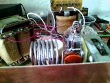 КВ усилитель мощности на лампе ГМИ-11. HF amplifier GMI-11