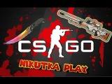 #1 || 1v1 || NikuTKa VS Punisher || CS:GO || Невероятные хедшоты и гавкающие утки :D