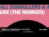 Nadia Ali, Starkillers &amp Alex Kenji - Pressure (Alesso Remix)