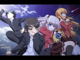 [AMV] Charlotte Evanescence – Bring Me To Life