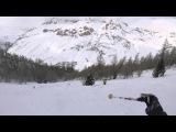 GoProClub: Léo Taillefer - Val d'lsére, France 02.28.16 - Snow