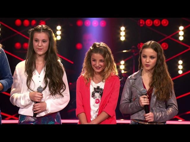 Jemina, Ella Resa - 'Love Me Like You Do' | Battles |The Voice Kids | VTM