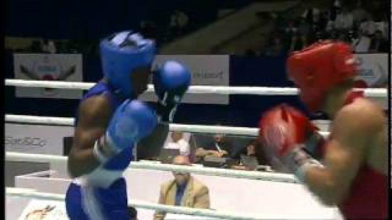 Vasyl Lomachenko vs Yasniel Toledo - World Boxing Championships Baku 2011, Final 60 kg